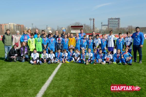 Команда МБУ ДО ДЮСШ по футболу г. Ставрополя